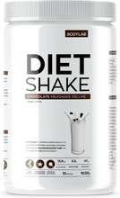 Bodylab Diet Shake (1000 g) - Chocolate Milkshake