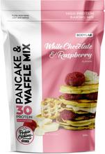Bodylab Pancake Mix (500 g) - White Chocolate Raspberry