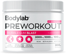 Bodylab Pre Workout (200 g) - Sweet Cola
