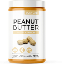 Bodylab Peanut Butter (1 kg) - Ultra Crunch