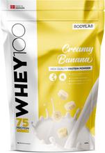 Bodylab Whey 100 (1 kg) - Creamy Banana