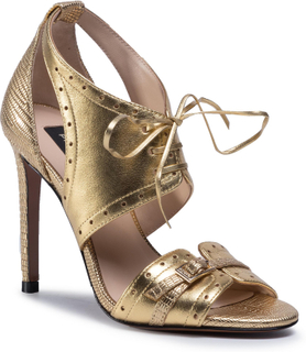 Sandaler PINKO - Francine 1 Sandalo AI 20-21 PBKSH 1P21TT Y6LP Gold H55