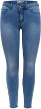 ONLY Royal Reg Skinny Fit Jeans Women Blue