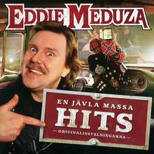 Meduza Eddie: En jävla massa hits 2014