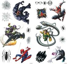 RoomMates Wallstickers Spiderman Favorite Characters