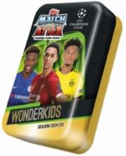 Fotbollskort Champions League 19-20 - Mega Tin med 60 kort inkl exlusives