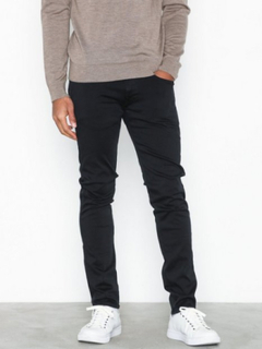 Replay Anbass Hyperflex Jeans Black