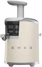 Smeg SJF01CREU-Slowjuicer, Gräddfärgad