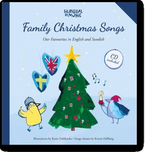 Family Christmas Songs - Our Favourites In English And Swedish