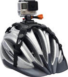 (99) Rollei Actioncam Helmetmount Bicycle Pro (for