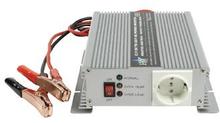 HQ Inverter Modifierad sinusvåg 12 VDC - AC 230 V 600 W Franska