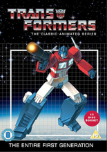 Transformers / Classic Animated Series (Ej text)