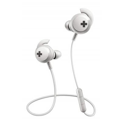 Philips Bass+ trådløst in-ear Headset SHB4305