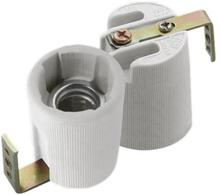 Sockel E14, keramisk