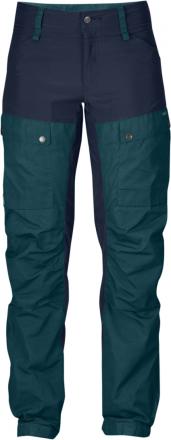 Fjällräven Keb Trousers W Short Glacier Green