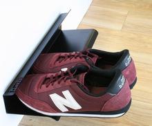 J-me - Shoerack - Skohylle, 40cm Sort