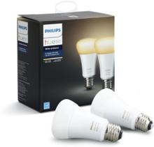 Hue White Ambiance E27-ljuskälla 2-pack
