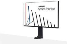 "Samsung Space Monitor S32R750 32"""" 16:9 Bezelless 3840x2160 UHD VA, 4ms, HDMIx1,mDPx1"