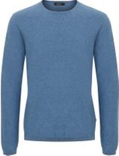 Blå Matinique Akion Casual Knit Genser