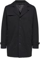 SELECTED Workwear - Trenchcoat Men Black