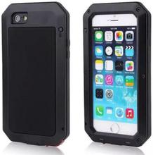 Army SHOCK-DROP Aluminum-fodral för iPhone 6 6S Plus SVART d6349c41d9bec