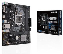 ASUS PRIME H310M-E R2.0 (mATX, H310, LGA 1151)