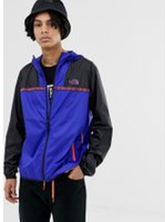 The North Face 92 Rage Novelty Cyclone 2.0 jacket in blue - Aztec blue/tnf black
