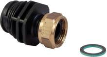 """UPONOR AQUA PLUS ADAPTER MESS. OMLØBER Q&E PPM 1""""MT-3/4""""SN"""