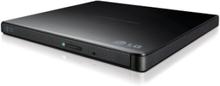 LG Slim External Base DVD-W 9,5mm Retail Black