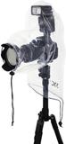 Jjc regnskydd - spegellös systemkamera & blixt