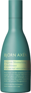 Björn Axén Organic Moisturizing Conditioner, 250ml Björn Axén Conditioner - Balsam