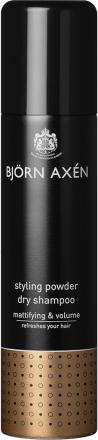 Björn Axén Dry Shampoo Styling Powder, 80 ml Björn Axén Torrschampo