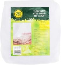 Antibit Mosquito Net Bed Canopy white