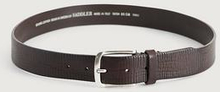 Saddler Bälte Belt 78724 Brun