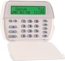 DSC PK5500 LCD knappsats