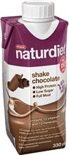 Naturdiet Shake 330 ml Chocolate