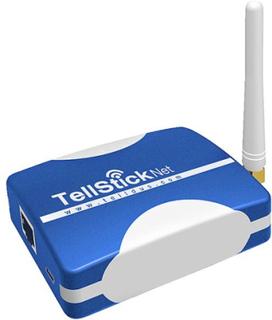 Telldus TellStick Net, gateway för smarta hem