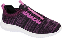 Scholl Chilly Sneakers Black Fuchsia