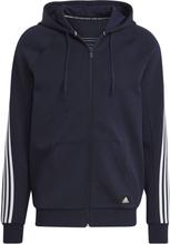 adidas Sportswear 3-Stripes Sweatjacke Herren XS