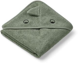 Albert handduk baby Dino faune green
