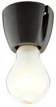 Ifö Basic rak lampsockel