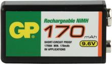 Batteripack NiMH 9.6 V 170 mAh