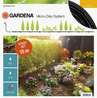 Bevattning för odlingsbäddar Gardena Micro-Drip