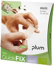 Plum QuickFix Mini Plåsterdispenser liten, inkl. 30 plåster