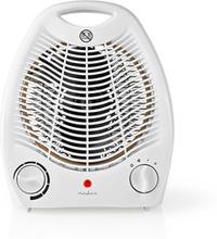 Med funktion för kall luft Värmefläkt 2000W