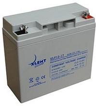 Xlent 12V Blybatteri 17Ah 3-5 års