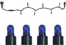 System Expo ljusslinga start 50 ljus 5m blå