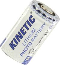 Kinetic CR2 Lithium batteri