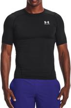 Under Armour HeatGear Armour - T-shirt - Sort - XXL
