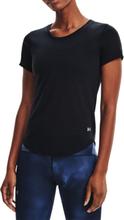 Under Armour Streaker SS W - T-shirt - Svart
